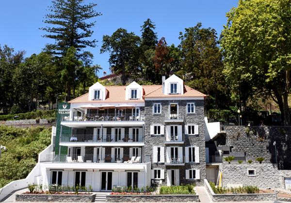 Our Madeira - Apartments in Madeira - Babosas Village Exterior Panoramic