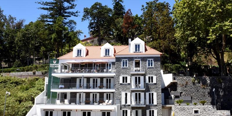 Our Madeira - Apartments in Madeira - Babosas Village Exterior Panoramic