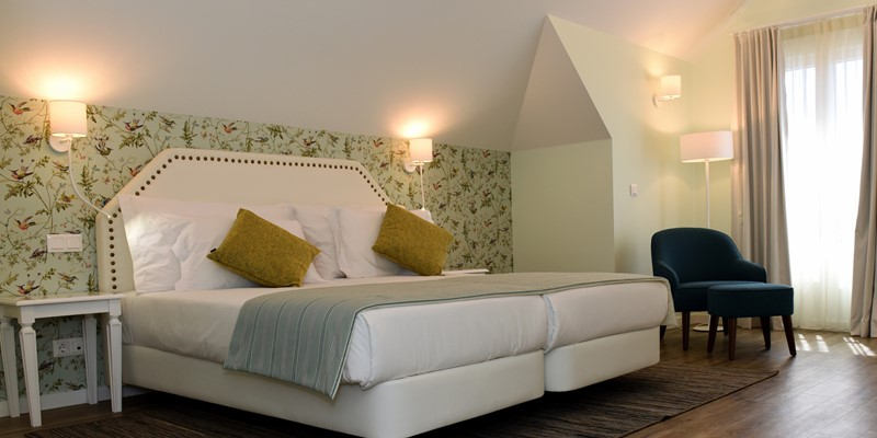 Our Madeira - Apartments in Madeira - Babosas Village Suite Bedroom