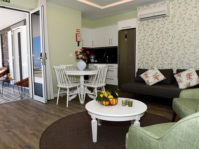 1-bed Superior Apartment in beautiful character Babosas Village Apartments