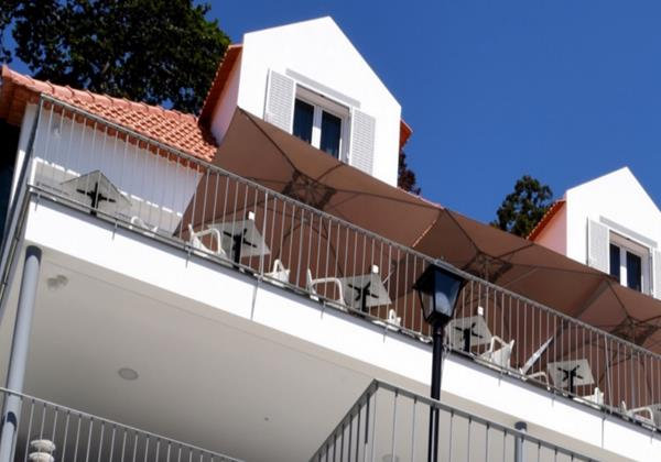 Our Madeira - Apartments in Madeira - Babosas Village Exterior Terrace And Suite