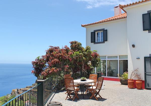 Our Madeira Character Villas in Madeira - Casa Do Julio Exterior View