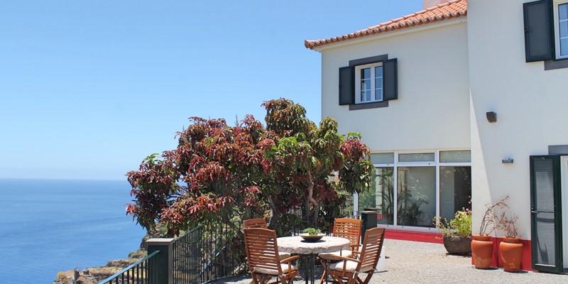 Our Madeira Character Villas in Madeira - Casa Do Julio Exterior View