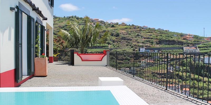 Our Madeira Casa Do Julio Exterior And Pool
