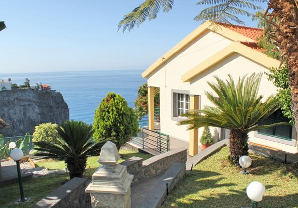 Our Madeira - Villas in Madeira with Garden - Casa Jardim Mar