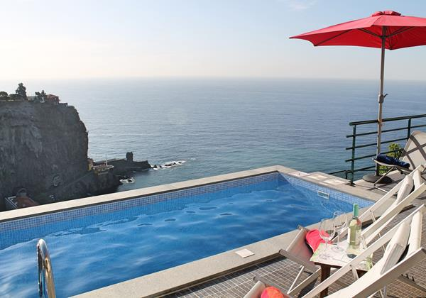 Our Madeira - Villas in Madeira with Seaview - Casa Jardim Mar