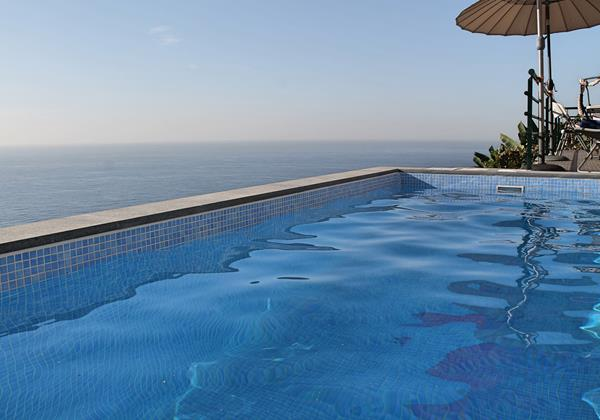 Our Madeira - Villas in Madeira with Heated Pool - Casa Jardim Mar