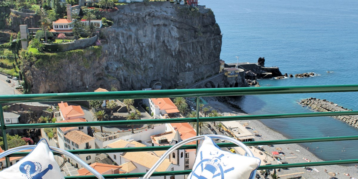 4 MHRD Casa Jardim Mar Balcony View