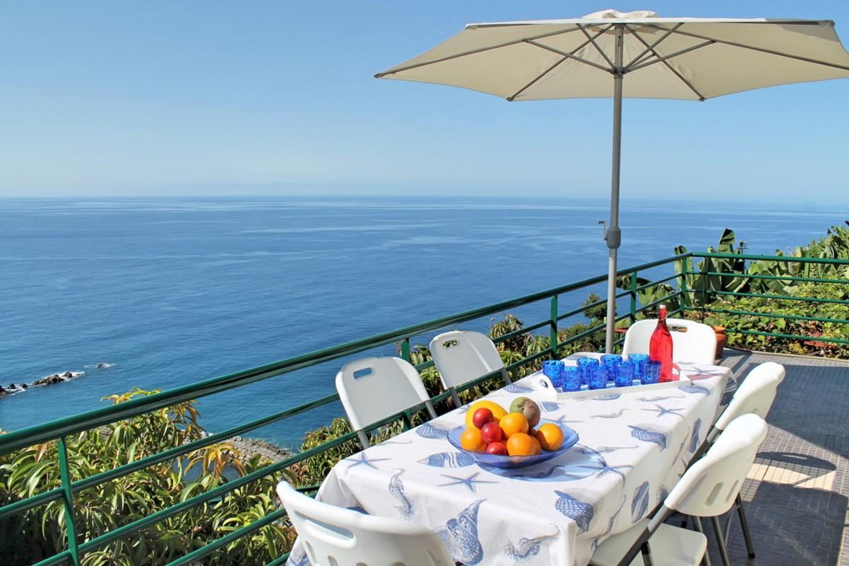 5 MHRD Casa Jardim Mar Outdoor Table View 2