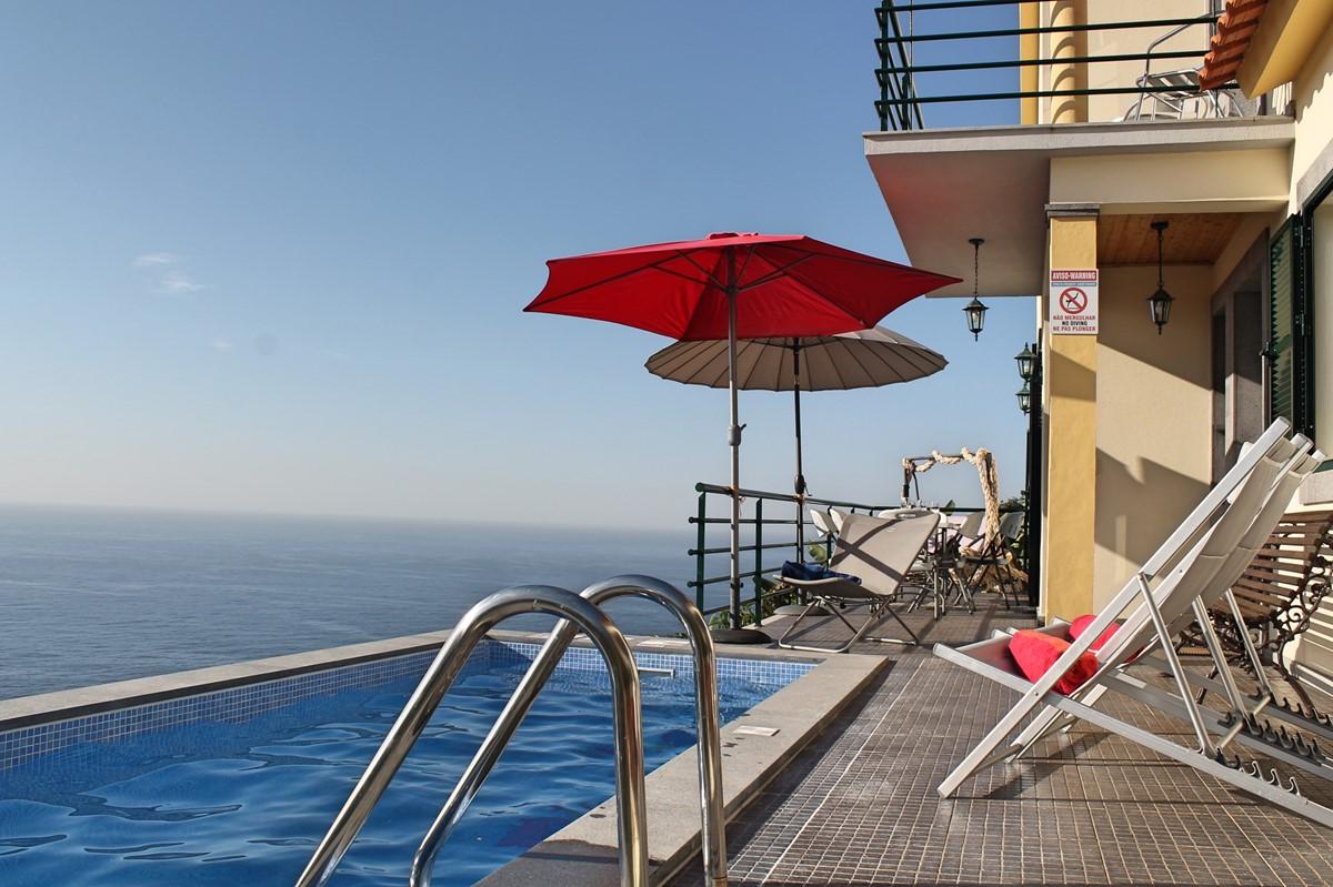 6 MHRD Casa Jardim Mar Exterior And Pool