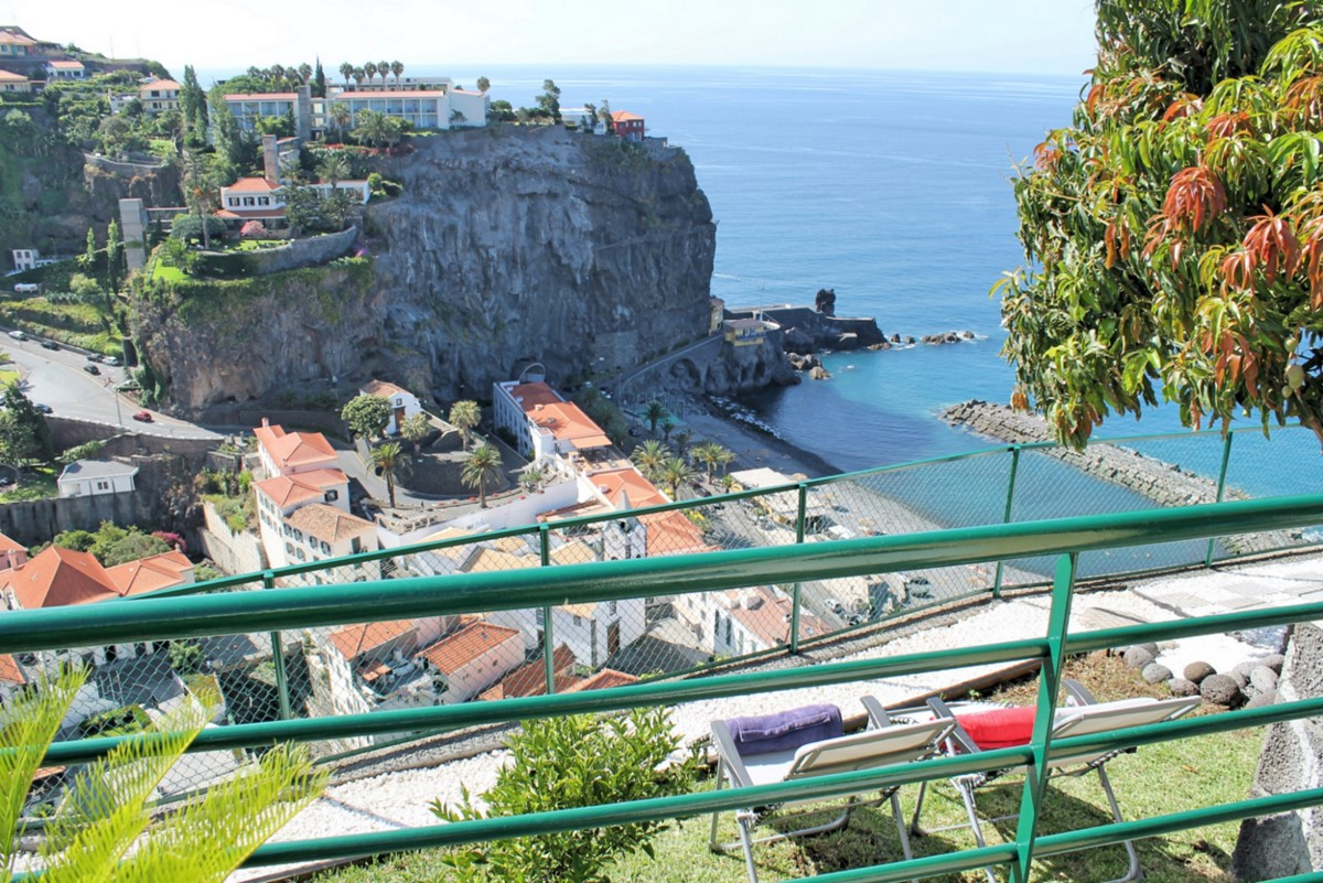 24 MHRD Casa Jardim Mar Vilage Sea From Terrace