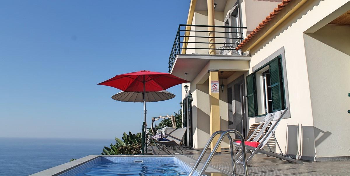 1 MHRD Casa Jardim Mar Exterior And Pool 3
