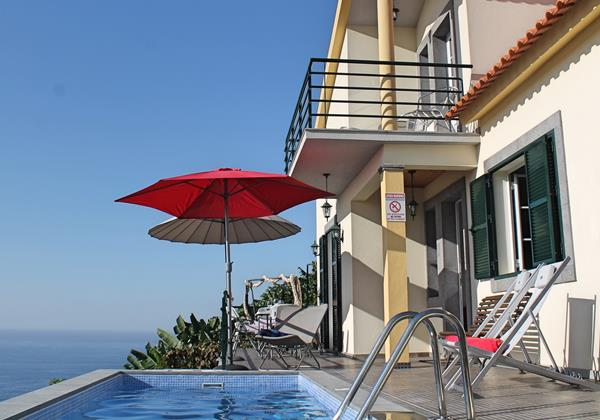 Our Madeira - Villas in Madeira with Private Pool - Casa Jardim Mar