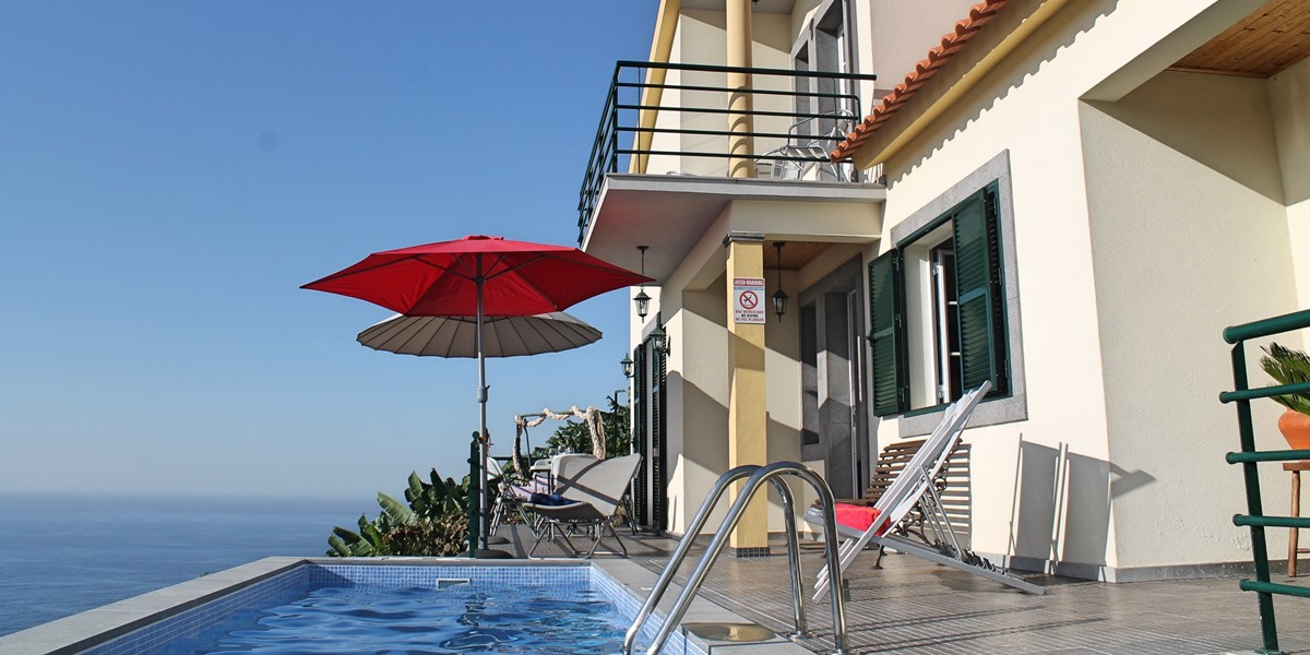 21 MHRD Casa Jardim Mar Exterior And Pool 1