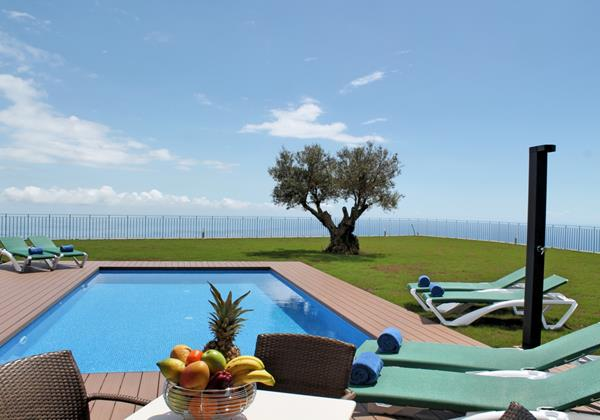Our Madeira - Villas in Madeira with Heated Pool - Bellevue Villa