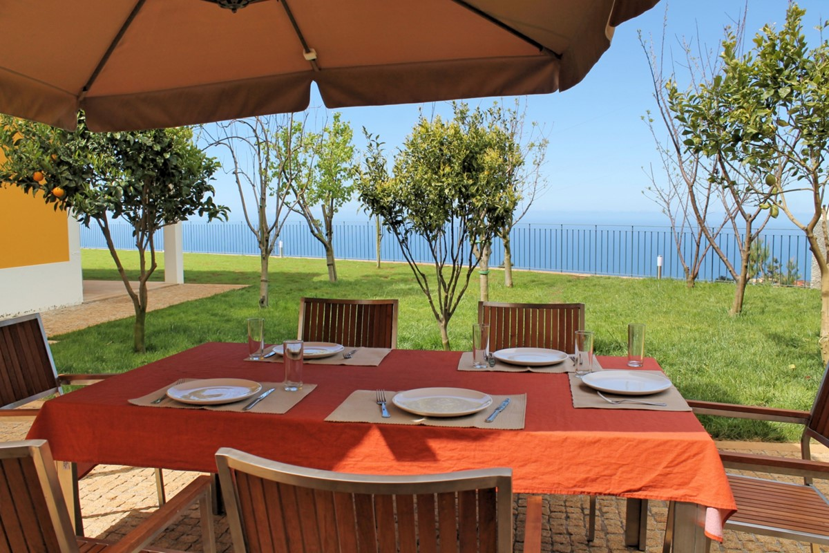 19 Our Madeira Bellevue Villa Barbecue Outdoor Dining
