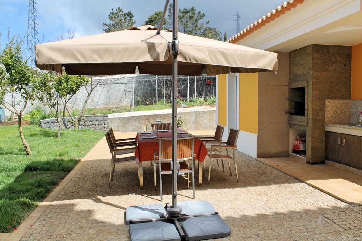 20 Our Madeira Bellevue Villa Barbecue Outdoor Dining