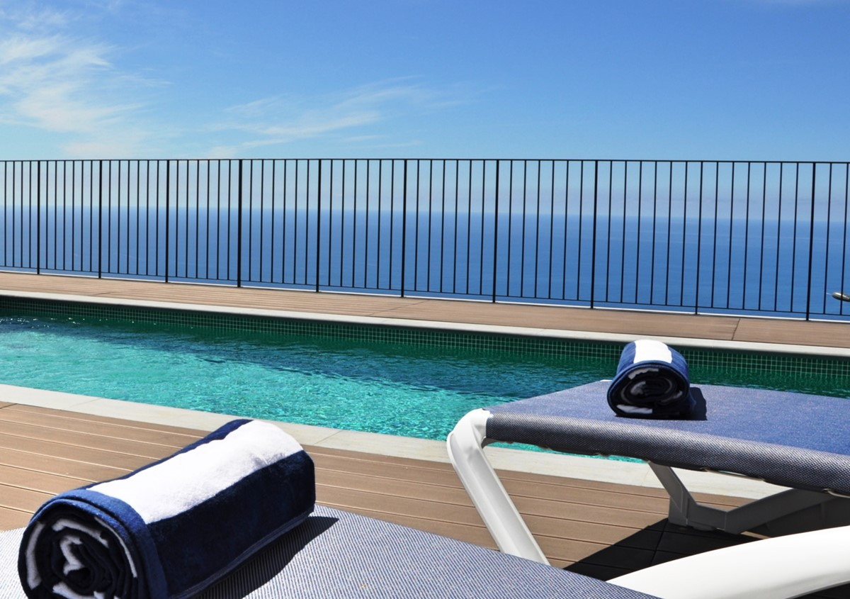 5 Our Madeira Eden Nature Pool And View