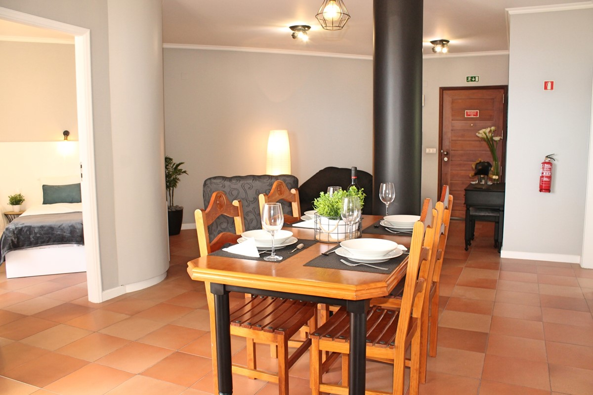 8 Our Madeira Atlantic View Dining And Living Area