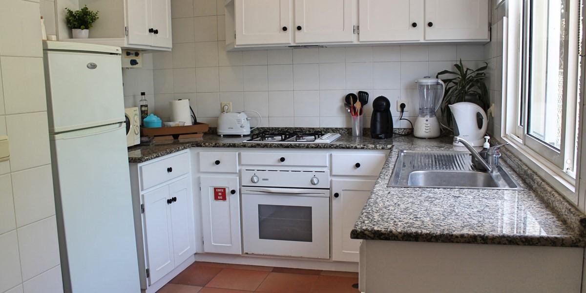10 Our Madeira Atlantic View Kitchen