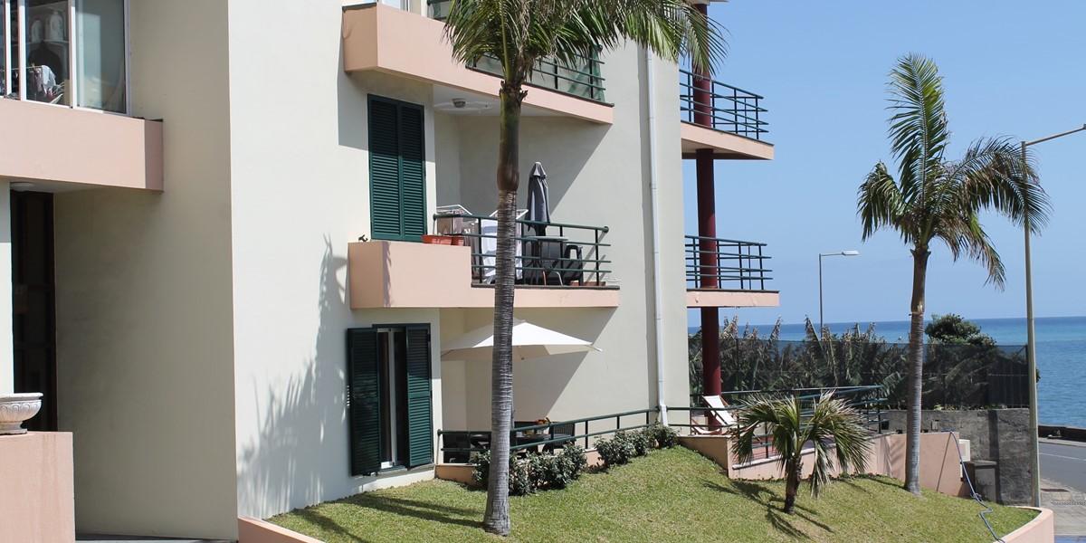 17 Our Madeira Atlantic View Exterior Block And Apartment