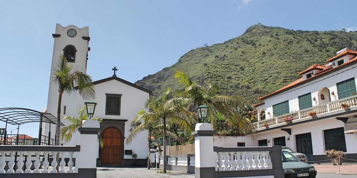 20 Our Madeira Madalena Do Mar Church