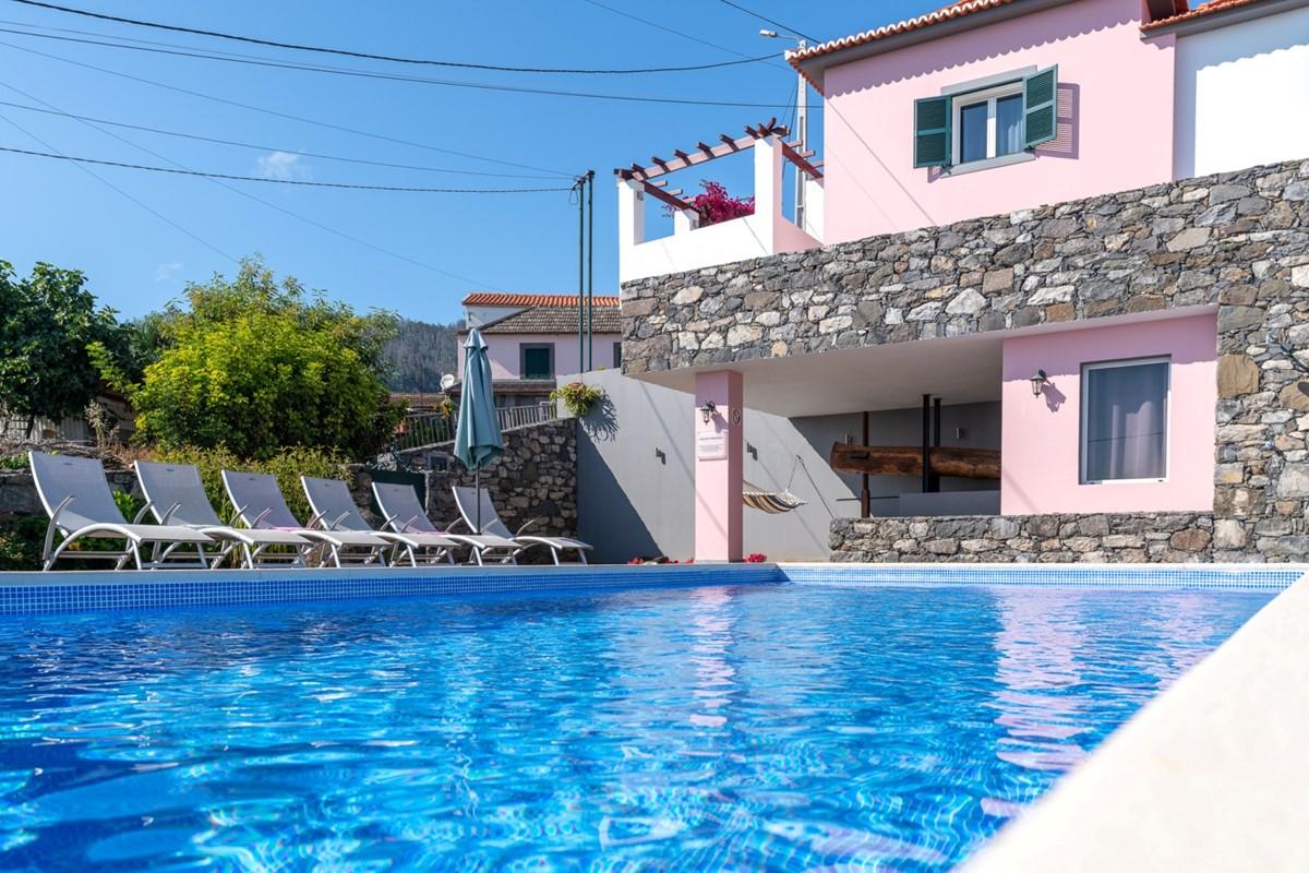 3 Casa Das Orquideas Pool Deck