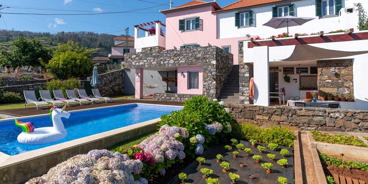 6 Casa Das Orquideas Exterior West View