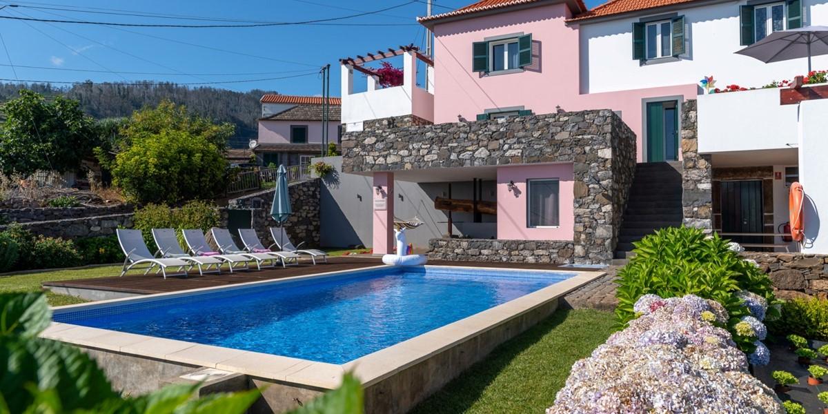 7 Casa Das Orquideas Exterior Pool