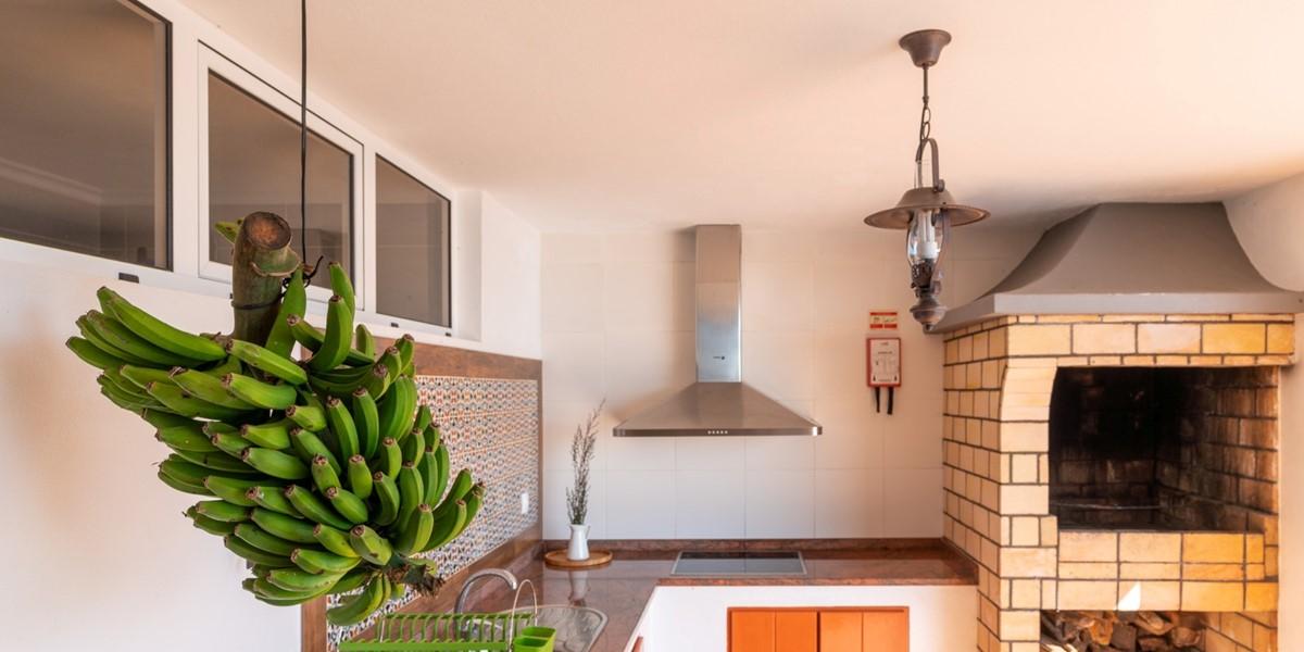 24 Casa Das Orquideas Barbecue Room