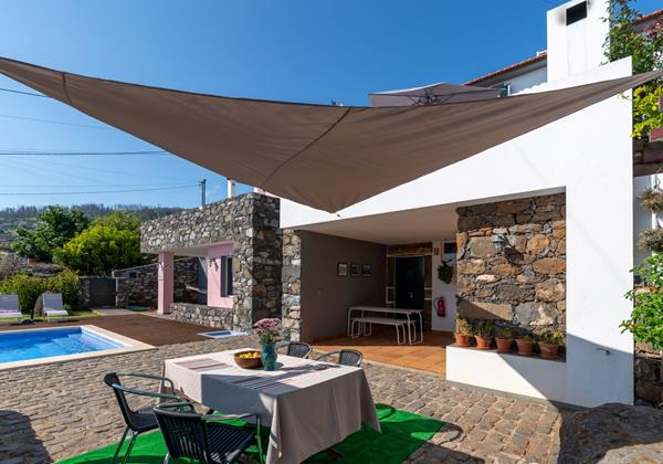 Our Madeira - Villas in Madeira with Barbecue - Casa Das Orquideas