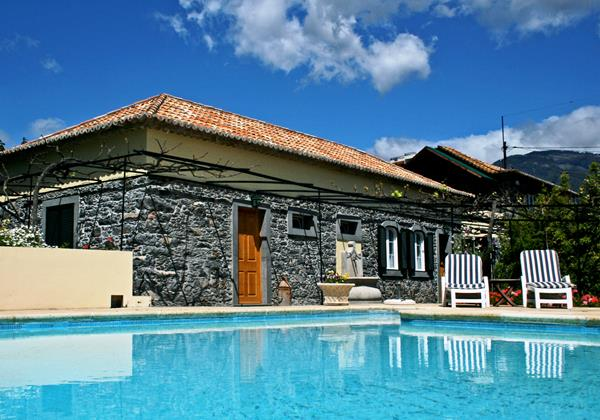 Our Madeira Villas And Cottages In Madeira with Pool Casa Das Vinhas