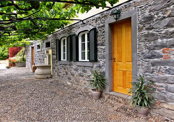 Our Madeira Character Villas And Cottages In Madeira Casa Das Vinhas