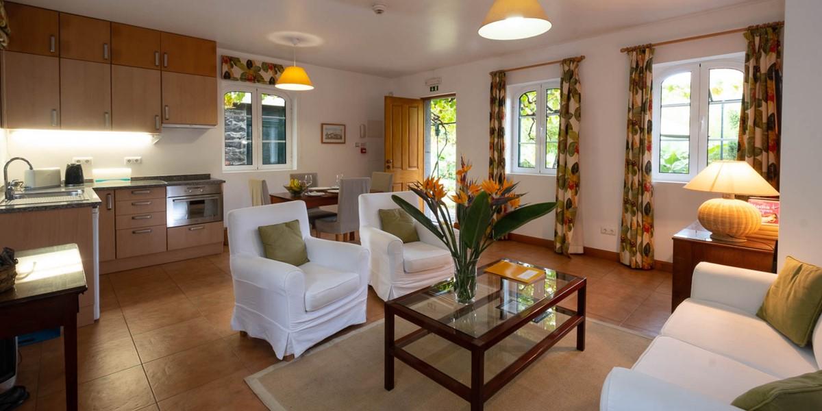 3 Our Madeira Casa Das Vinhas Living Room