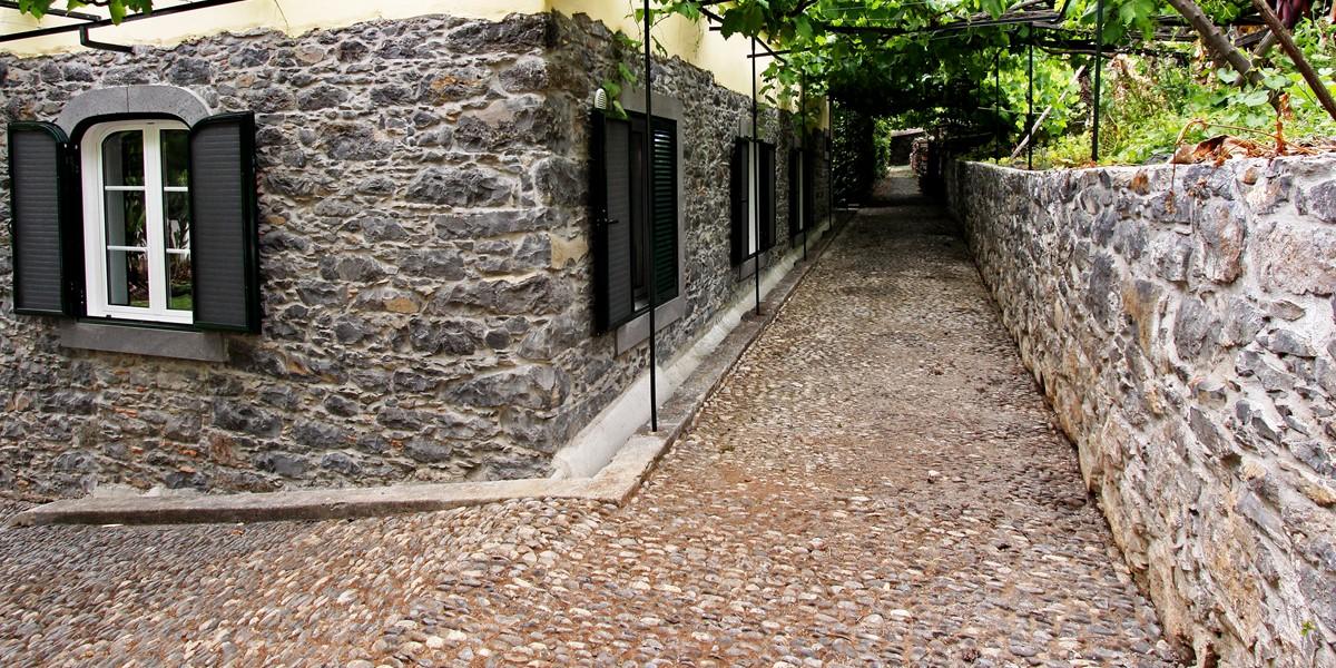 16 Our Madeira Casa Das Vinhas Outside