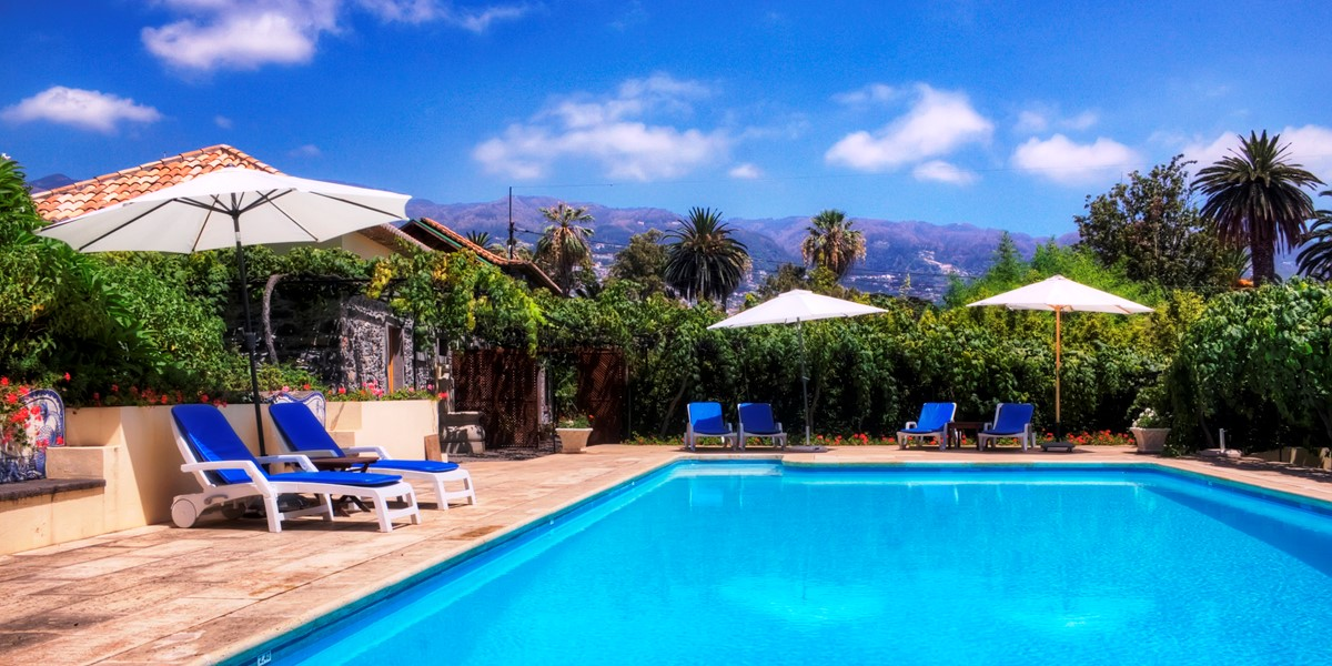 17 Our Madeira Casa Das Vinhas Pool Area