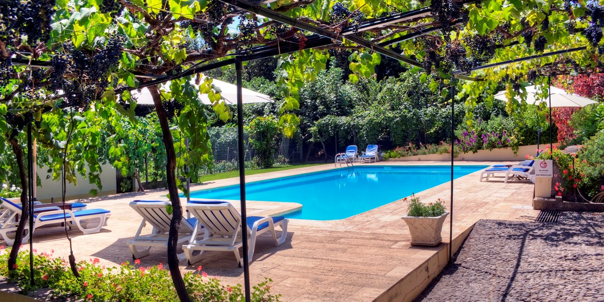 18 Our Madeira Casa Das Vinhas Pool Area