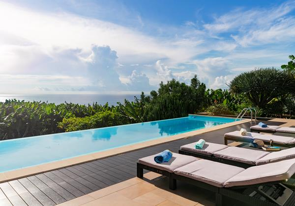 1 Our Madeira Villas in Madeira with Infinity Pool - Designhouse