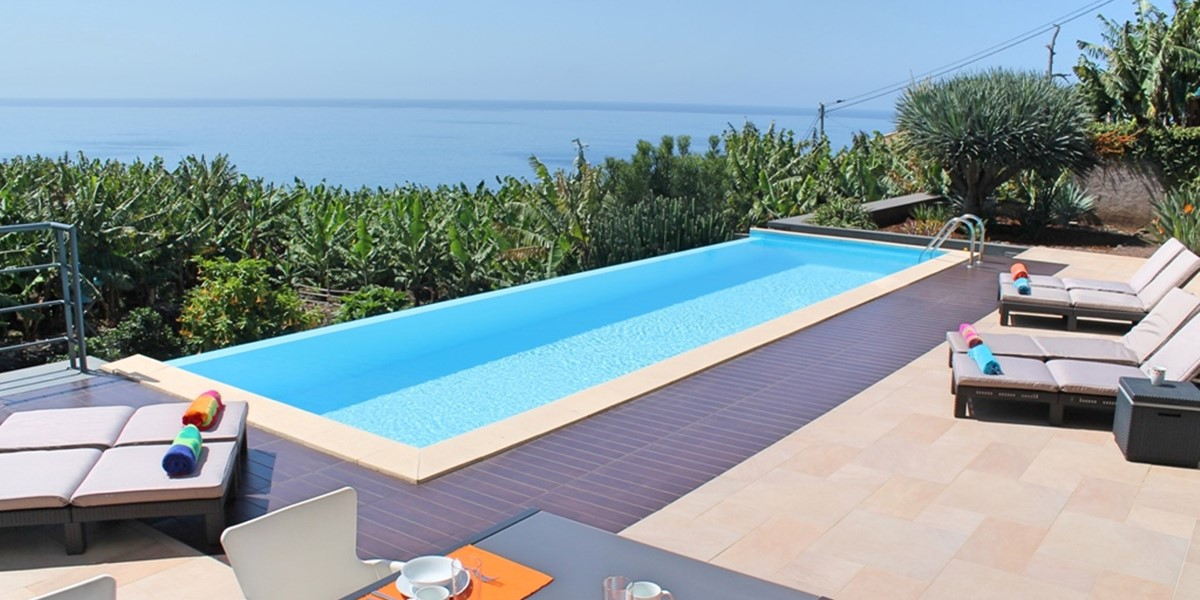 3 Our Madeira Designhouse Sunterrace Pool View