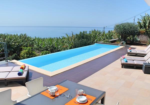 Our Madeira Villas in Madeira with Heated Pool - Designhouse