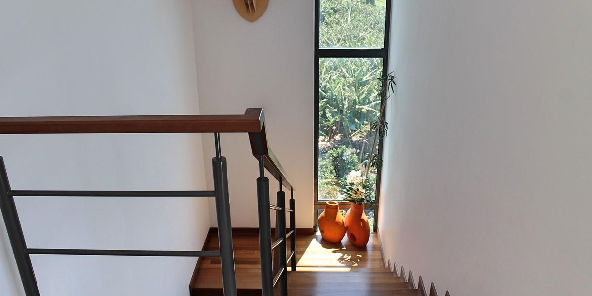 17 Our Madeira Designhouse Stairwell