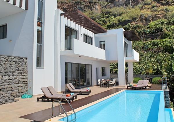Our Madeira Tranquil Villas in Madeira - Designhouse