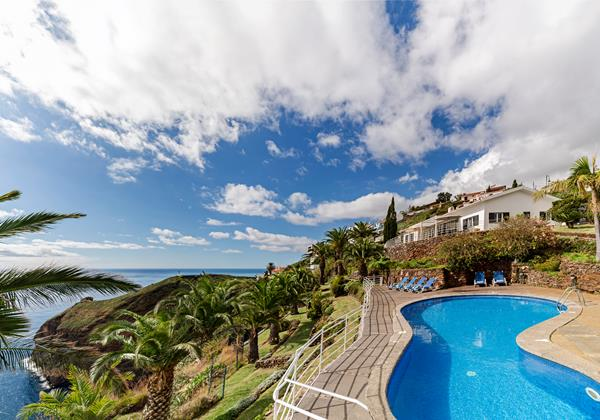 Our Madeira - Villas in Madeira with Private Pool - Villa Da Falesia