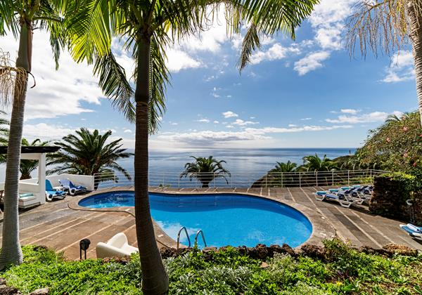Our Madeira Villas in Madeira with Heated Pool - Villa Da Falesia