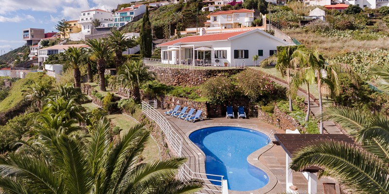 Our Madeira - Villas in Madeira with Garden - Villa Da Falesia