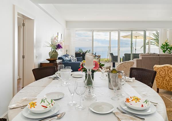 9 Our Madeira Villa Da Falesia Dining Table