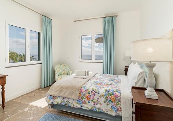 13 Our Madeira Villa Da Falesia Double Bedroom