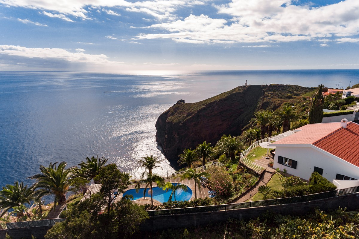 18 Our Madeira Villa Da Falesia House And View