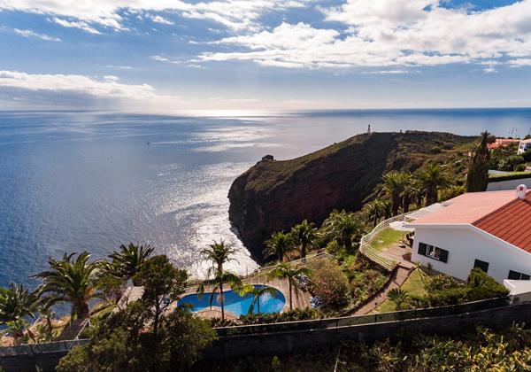 18 Our Madeira Villa Da Falesia House And View