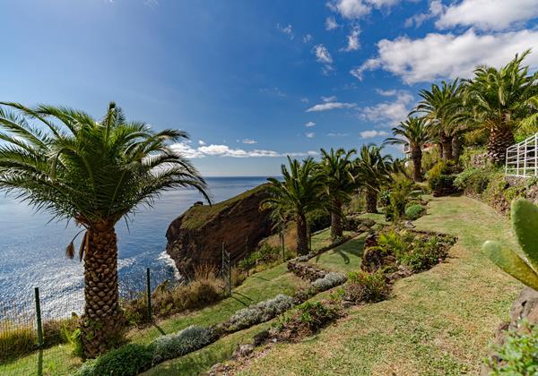 Our Madeira - Villas in Madeira with Garden - Villa Da Falesia